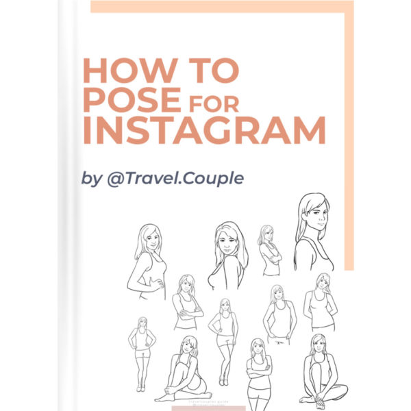 How to Pose For a Perfect Instagram Picture & Other Tricks